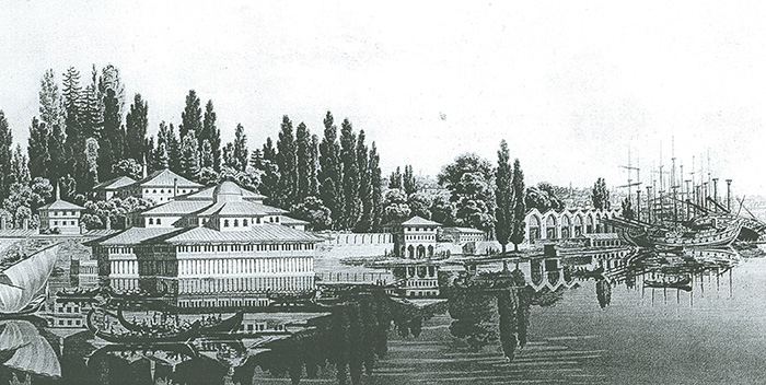 1839 Milestone